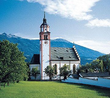 Wallfahrtskirche-Absam